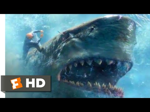 The Meg (2018) - I'm Going To Make It Bleed Scene (10/10) | Movieclips