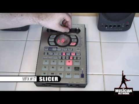 ROLAND SP-404 SAMPLER with Effects - TMNtv