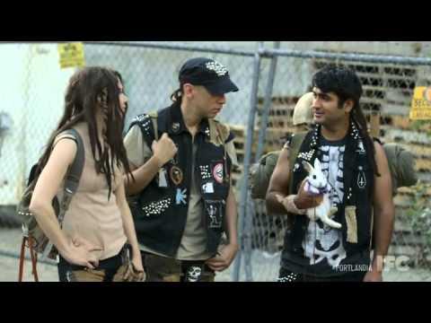 Portlandia Gutter Punks Youtube