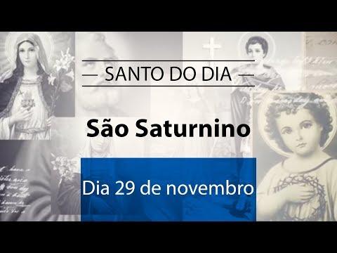 Santo do dia 29/11/2017 - São Saturnino