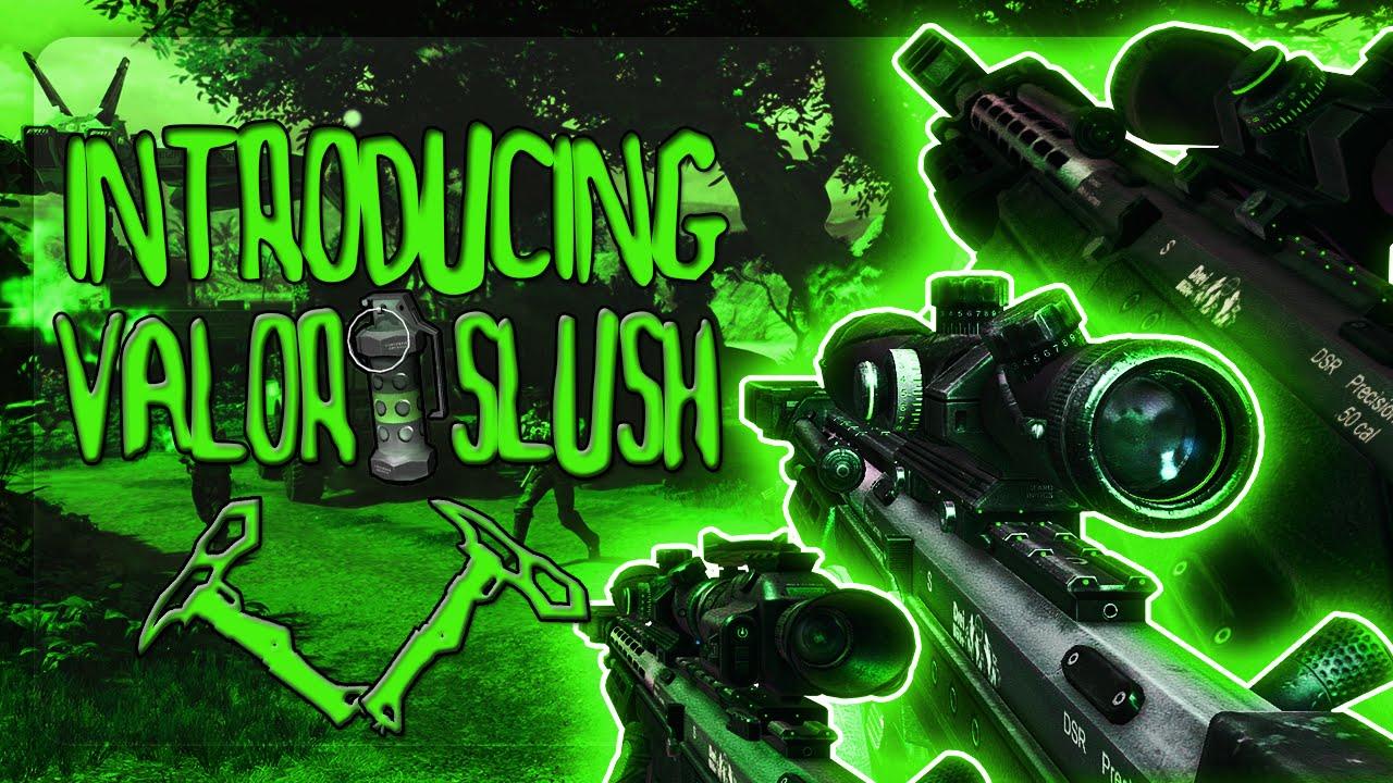 Introducing Valor Slush! (READ DESC) - Introducing Valor Slush! (READ DESC)