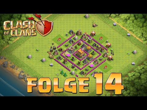 Let's Play CLASH OF CLANS ☆ Folge 14