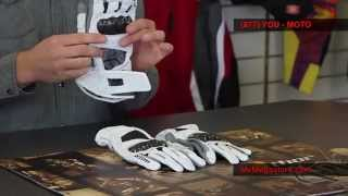 2014 KLIM Induction Motocross Glove Review at MxMegastore.com
