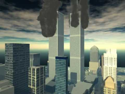 World Trade Center 9 11 Attacks - Better quality, extended