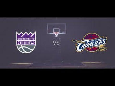 (Winner)- Assassin's free NBA between Sacramento Kings at Cleveland..