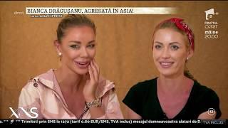 Imagini necenzurate cu ieșirile nervoase ale Biancăi  Drăguşanu, la Asia Express 2!