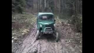 Traktor Lesny Juzdziu