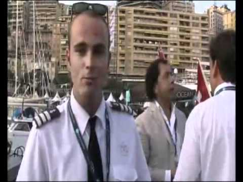 Yachting Pages Testimonial From M/Y Ocean Emerald During Monaco Yacht Show 2009