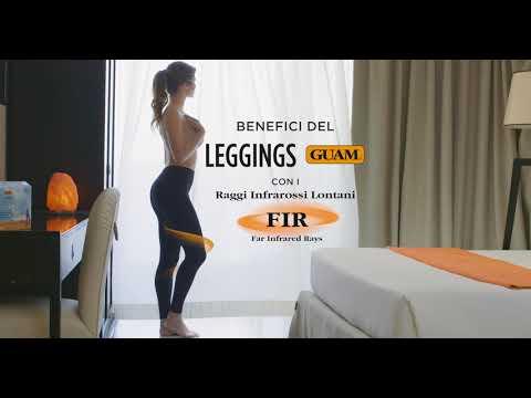 GUAM  leggings - video 2018 - 30 sec