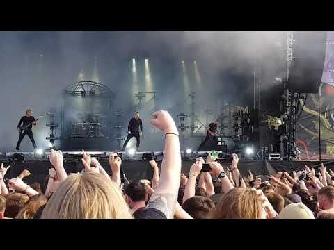 Parkway Drive - Wishing Wells - Download Festival 2018 (HD)