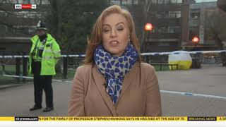 Sarah-Jane Mee Sky News Sunrise March 14th 2018
