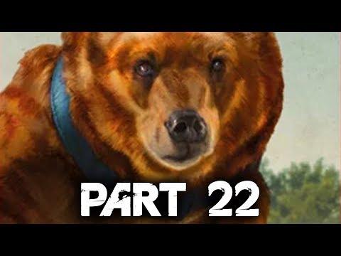 Far Cry 5 Gameplay Walkthrough Part 22 - CHEESEBURGER THE BEAR (Full Game)