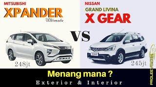 Xpander Ultimate VS Xgear Matic, Exterior & Interior.   Proleevo Channel