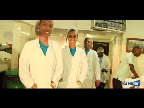 Miss Rwanda 2015:Daily life in Boot Camp