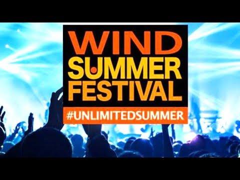 WIND SUMMER FESTIVAL 2017 SCALETTA SERATA 22 GIUGNO