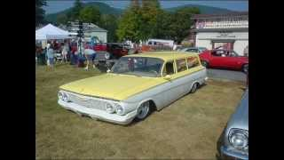 Collection of big cool station wagons