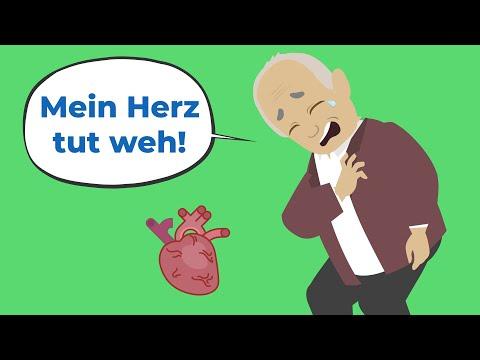 Deutsch lernen   Ich habe einen Herzinfarkt!