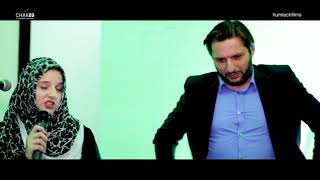 Shahid Afridi's Daughter Ansha Afridi Speech for Shahidafridi Foundation | Chak89 | OFFICIALVIDEO