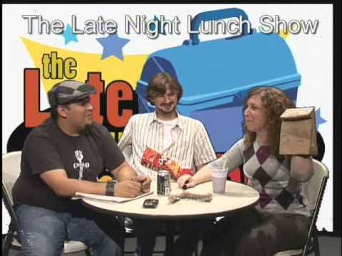The Late Night Lunch Show Season 2 Episode 2