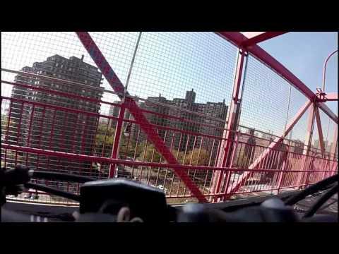 Williamsburg Bridge; Oct 21, 2015