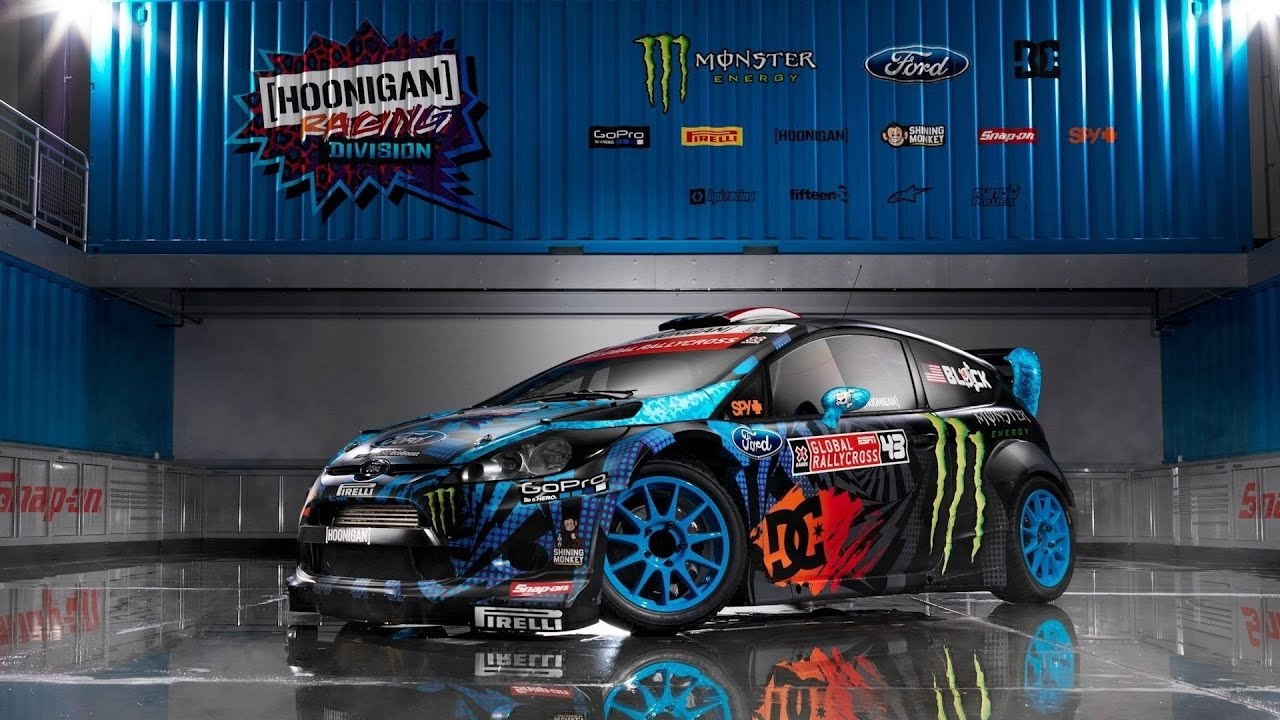 Ken Block - Ford Fiesta RX 43 Ultimate 4k16 - YouTube
