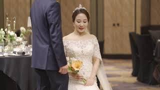 본식dvd_추천 포시즌호텔 스몰웨딩영상_망고스틴스냅