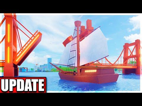 [FULL GUIDE] JAILBREAK CHAPTER 2 UPDATE.. (New Map, Pirate Ship, Nuke)