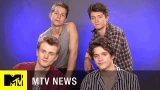 The Vamps Say NO to Mischief Night | MTV News