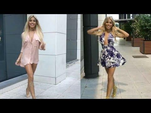 Oriana Marzoli - Modelo TV Host - Venezuela