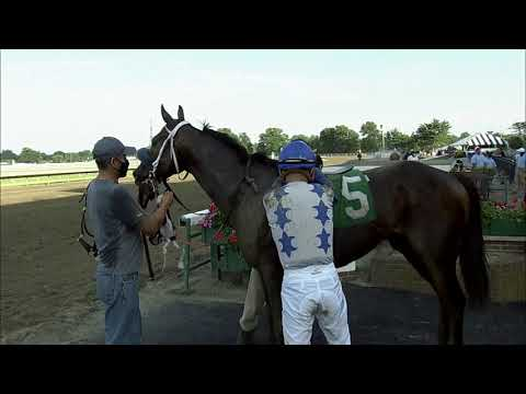 video thumbnail for MONMOUTH PARK 07-17-20 RACE 3