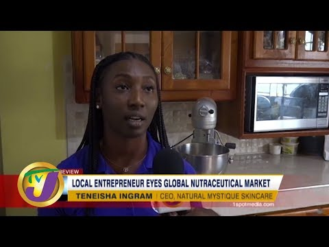 TVJ Business Day: Local Entrepreneur Eyes Global Pharmaceutical Market - February 23 2020