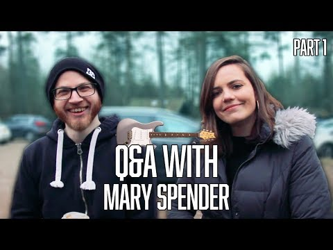 Touring, Music School and John Mayer? (Q&A w/Mary Spender) | Pete Cottrell