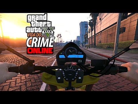 GTA V: Vida do Crime - Recuperamos minha moto #17