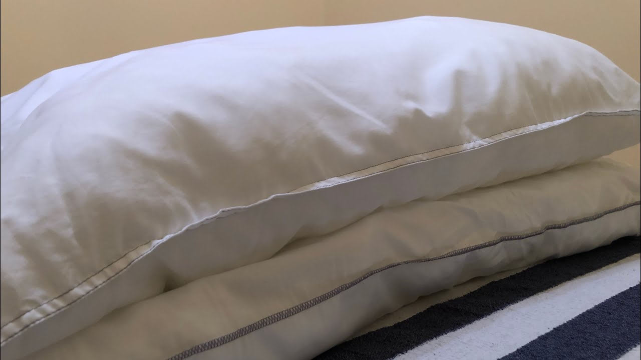Come Lavare I Cuscini Del Letto.Cambio Di Stagione Come Lavare I Cuscini Youtube