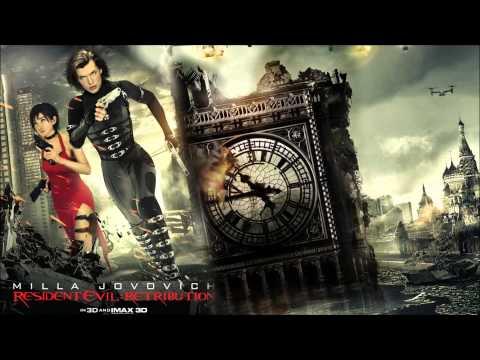 Resident Evil Retribution Soundtrack 7 Axeman Youtube
