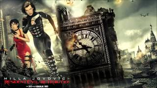 Resident Evil: Retribution Soundtrack #7 Axeman