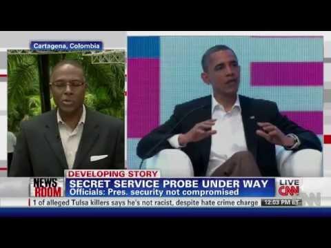 secret service agent suspended scandal