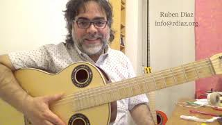 How can I improve my rhythm ? /Q&A flamenco guitar Ruben Diaz (join Skype lessons)