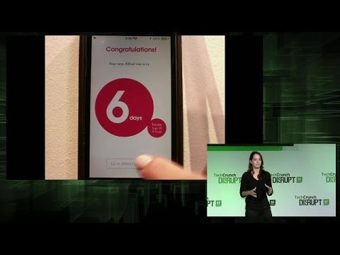 Alfred: Making Your Life Easier Automatically | Disrupt SF 2014