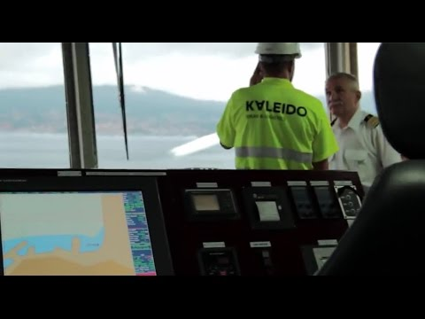 KALEIDO, Ideas & Logistics | Ship Agency & Naval Services