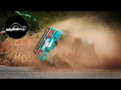 Best Of Rally Crash 2009-2016 © RallyMedia.tk