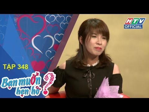 HTV BẠN MUỐN HẸN HÒ | BMHH #348 FULL | 14/1/2018