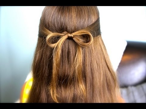The Subtle Bow | Guests Elle & Blair Fowler | Cute Girls Hairstyles ...