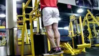 Standing Calf Raises - 300x30