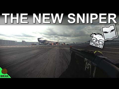 New Shotgun Is A SNIPER! - Rainbow Six Siege