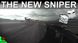 New Shotgun Is A SNIPER Rainbow Six Siege