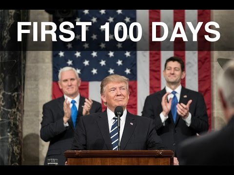 100 Days of Trump: Three Best and Worst Moments of Presidency So Far