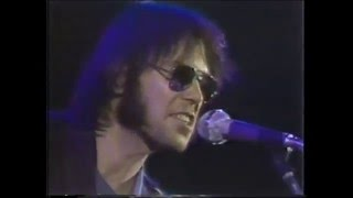 Crosby Stills Nash and Young - Don't be Denied Live at Wembley Stadium 1974 (With Joni Mitchell)