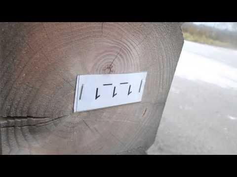 Правильная стяжка профилированного бруса между собой смотреть видео онлайн