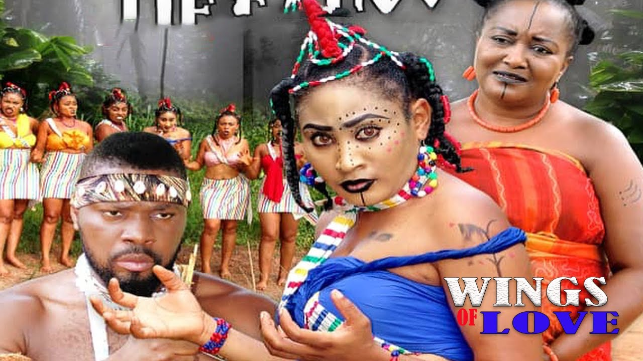 Download Wings Of Love Season 3 - Jerry Williams| New Movie| 2018 Latest Nigerian Nollywood Movie